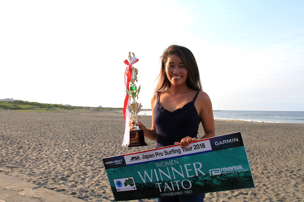 【JPSA】 Interview with Yoshikawa Hiroka pro winner of the second leg of  JPSA Longboard〜【JPSA】ロングボード第2戦優勝の吉川広夏プロにインタビュー