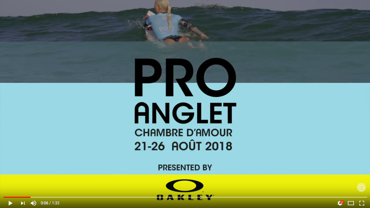 Pro Anglet 2018 Highlights: Action Continues with Women's Rounds 1 & 2