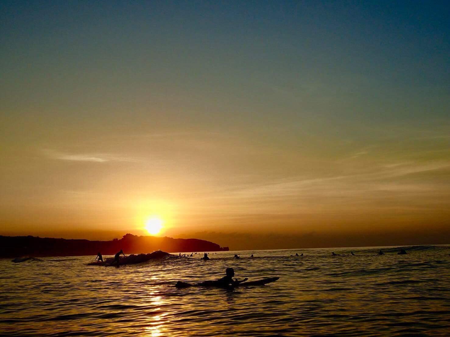〜My Home Point〜沖縄の美しいサーフポイント☆