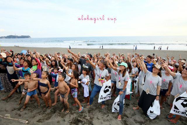女性サーファーが集結!!今年も湘南・辻堂で「alohagirl cup 2018」が開催されます⭐︎