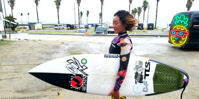 -Before surf and After surf-Yuki Kitagawa from Hyogo