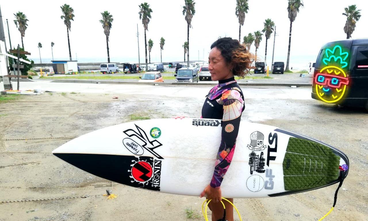 -Before surf and After surf-Yuki Kitagawa from Hyogo