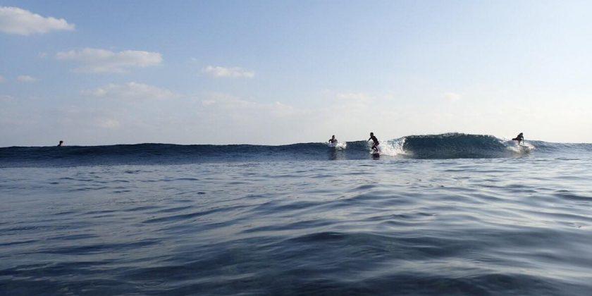-2018 December-南の島のサーフィン大会-Minori Majikina from Okinawa