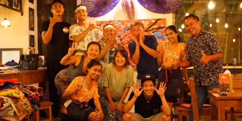 〜Bali time from Ryoko〜no.1