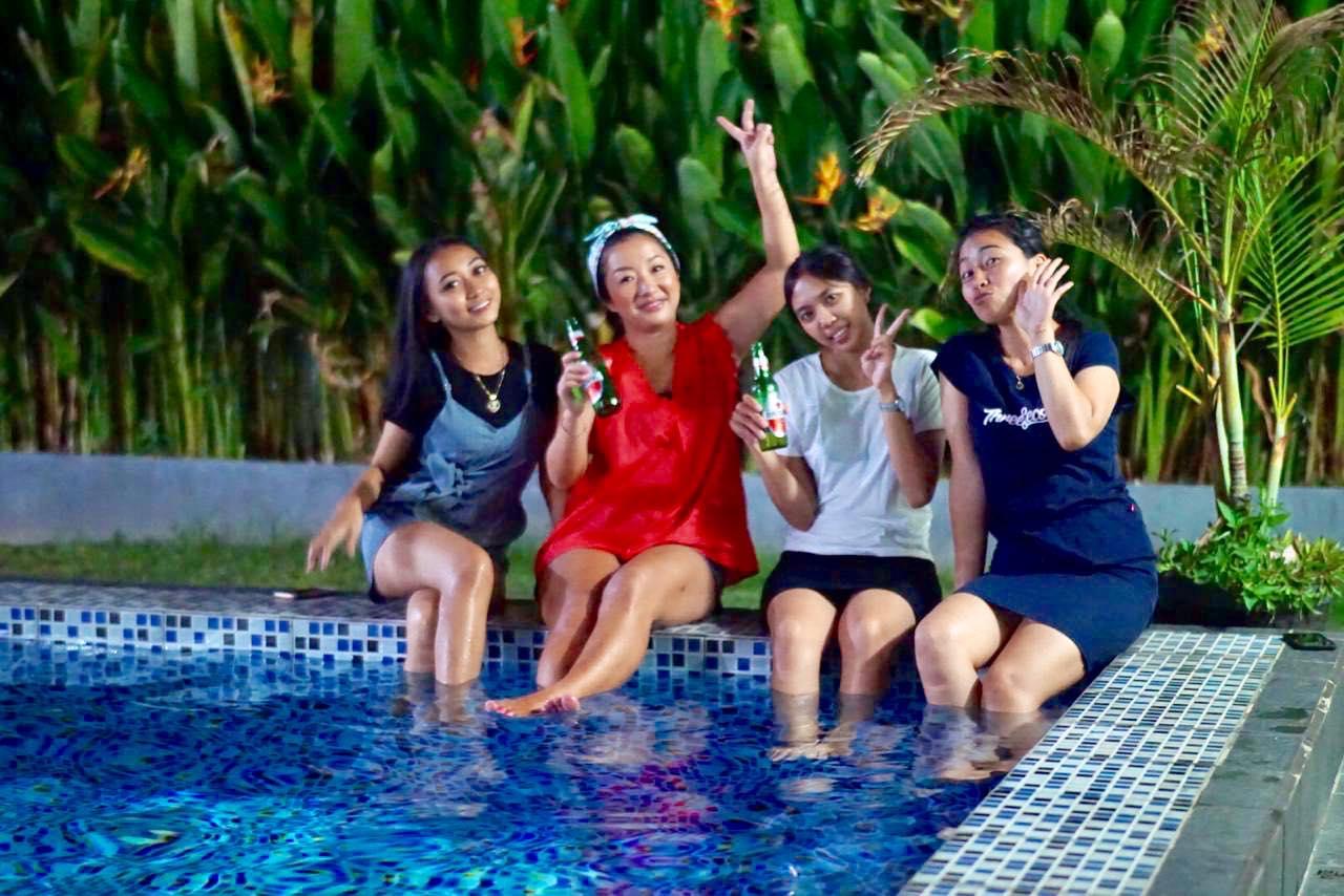 Bali time from Ryoko〜バリのお正月〜
