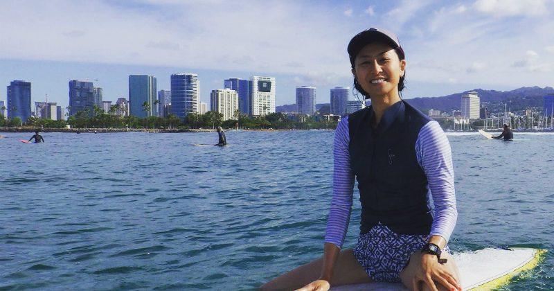 【Sirena's File no.9】代表取締役&身体心理療法士&心理セラピスト〜 頭も体も忙しく固くなりがちな時こそサーフィンの時間を取りたい