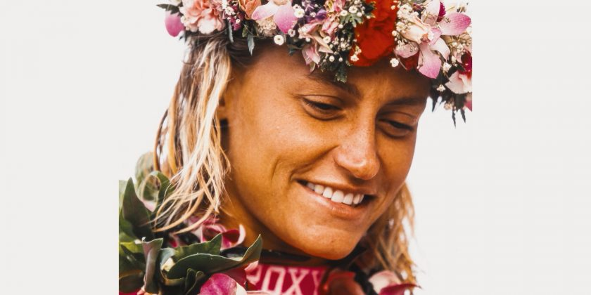 女性サーファーに贈る、リサ・アンダーソンからの勇気と希望の人生の物語☆