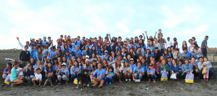 女性サーファーの海フェス!!湘南・辻堂で「alohagirl cup」が今年も開催です⭐︎