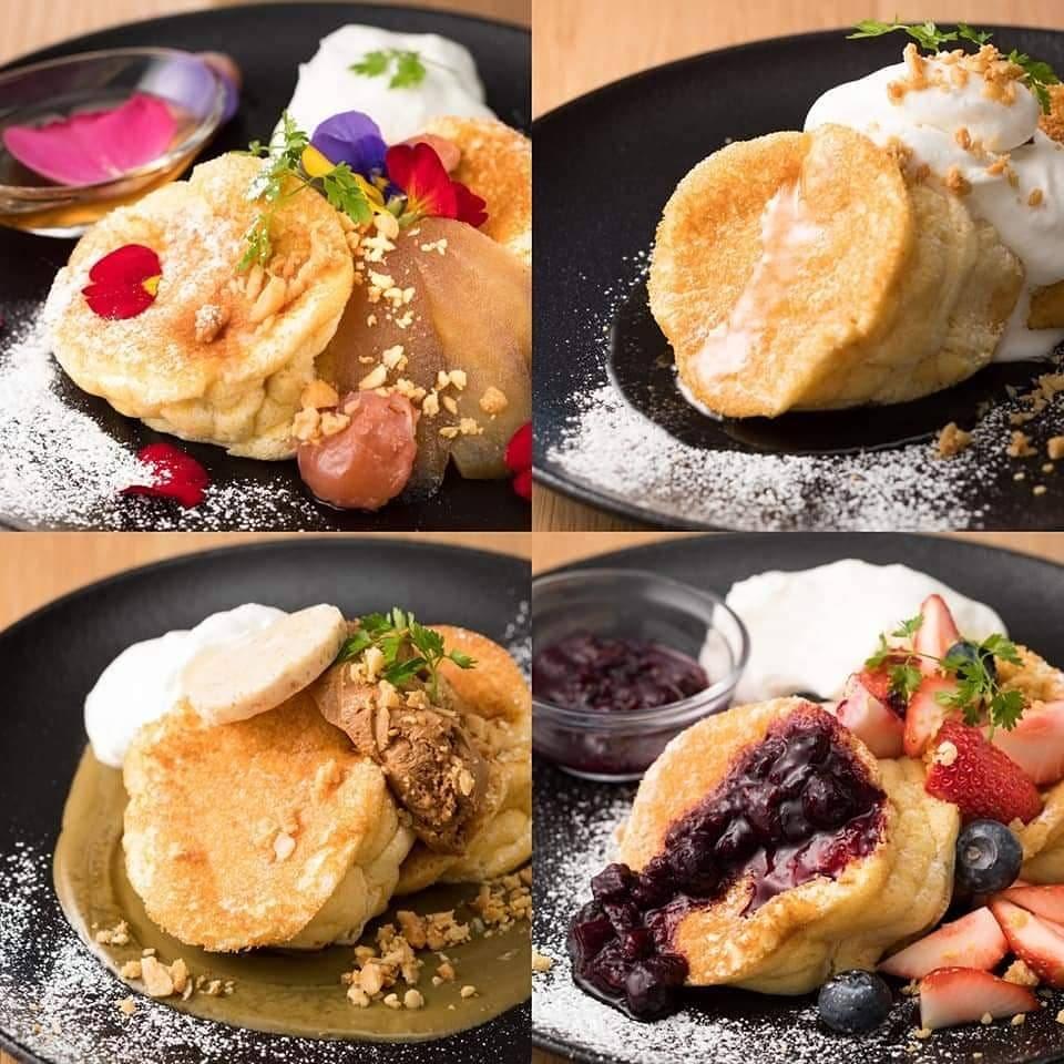 海上がりにふわふわのパンケーキはいかが?大磯に「OISO CONNECT CAFE」がオープン!